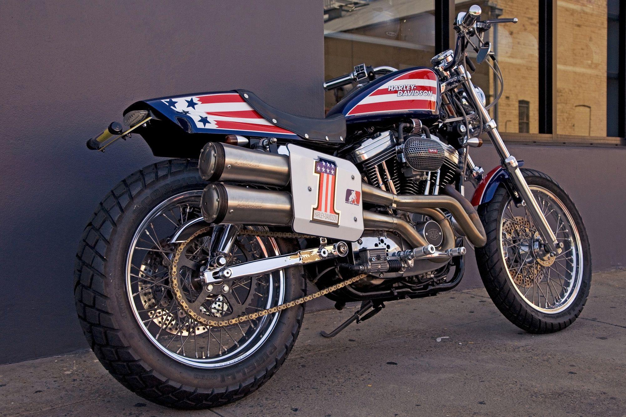 Evel Knievel Harley Davidson Xl1000: Evel Knievel 1200