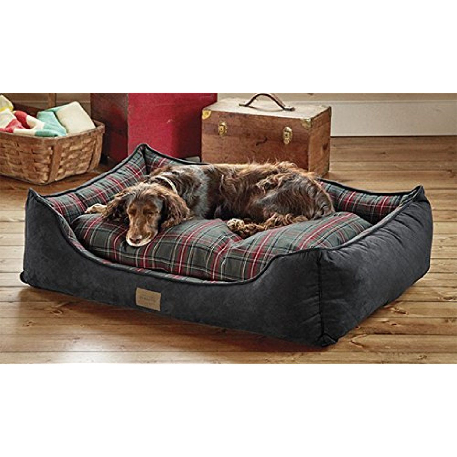 Orvis Pendleton Dog Bed / Large Dogs 50-70 Lbs , , Large