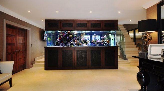 Resultado de imagen para muebles para peceras acuarios - Peceras en casa ...