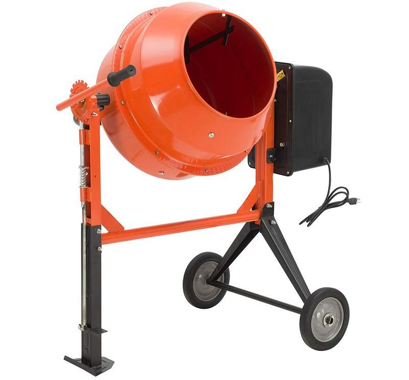 10 Best Concrete Mixer Reviews 2020 In 2020 Concrete Mixers Cement Mixers Concrete Cement
