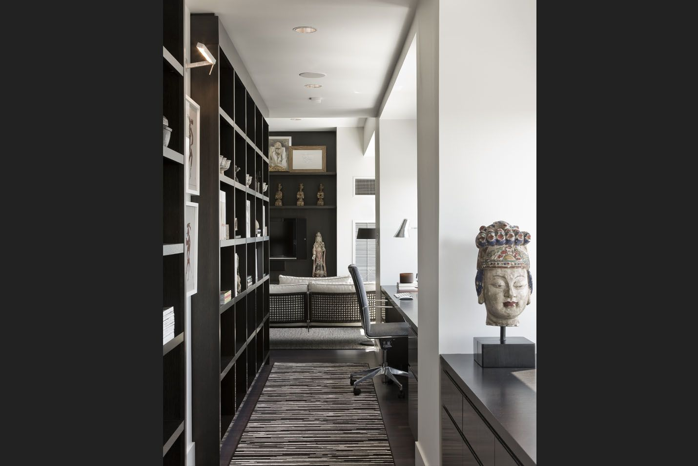 Foyer Colors Justin Bieber : Nice interiors dark colors to add richness in any space