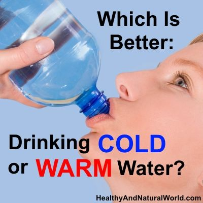 Cold Water Vs Warm Water One Of Them Is Damaging To Your Health Warm Water Turmeric Health Benefits Cold Water
