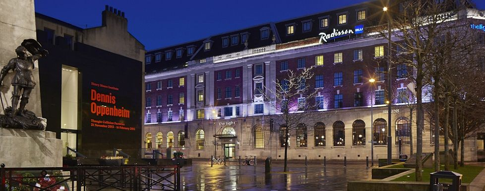 Hotel Leeds City Centre Stay At The Radisson Blu Best To