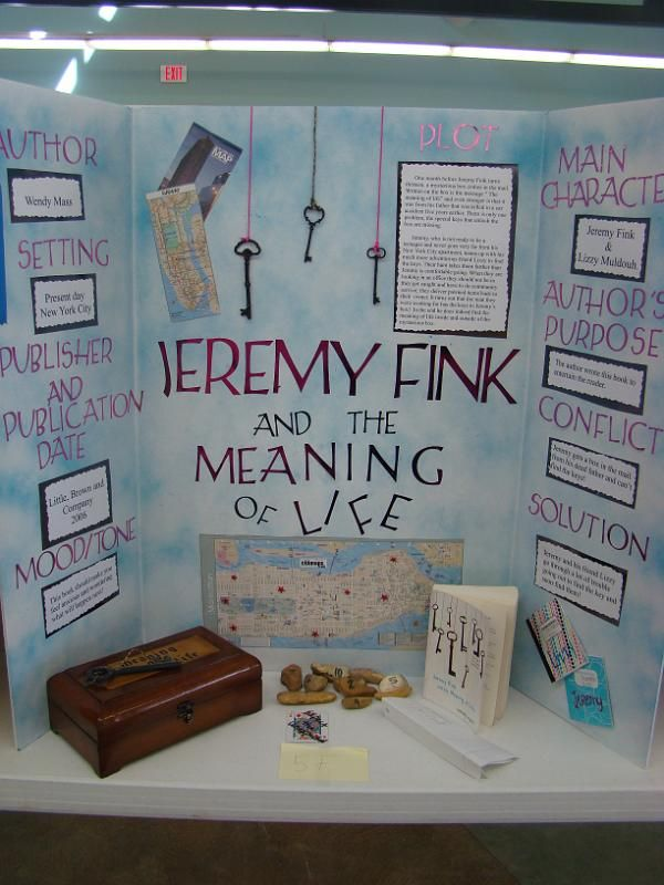 Read a book fair jeremy fink and the meaning of life the kids jeremy fink and the meaning of life fandeluxe Choice Image
