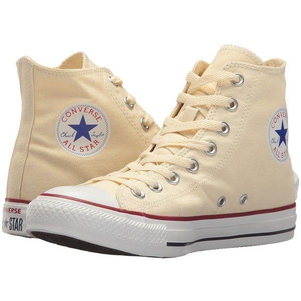 Hi Core Chuck Taylor Classic r White Star Converse All natural r U6qTRR1