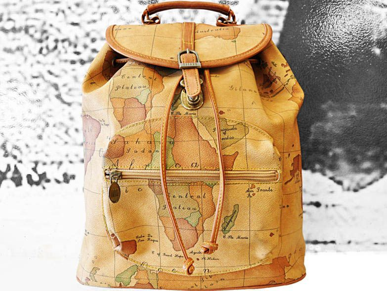 Map backpack world map backpackpletely in love on the top i want this world map backpack gumiabroncs Gallery