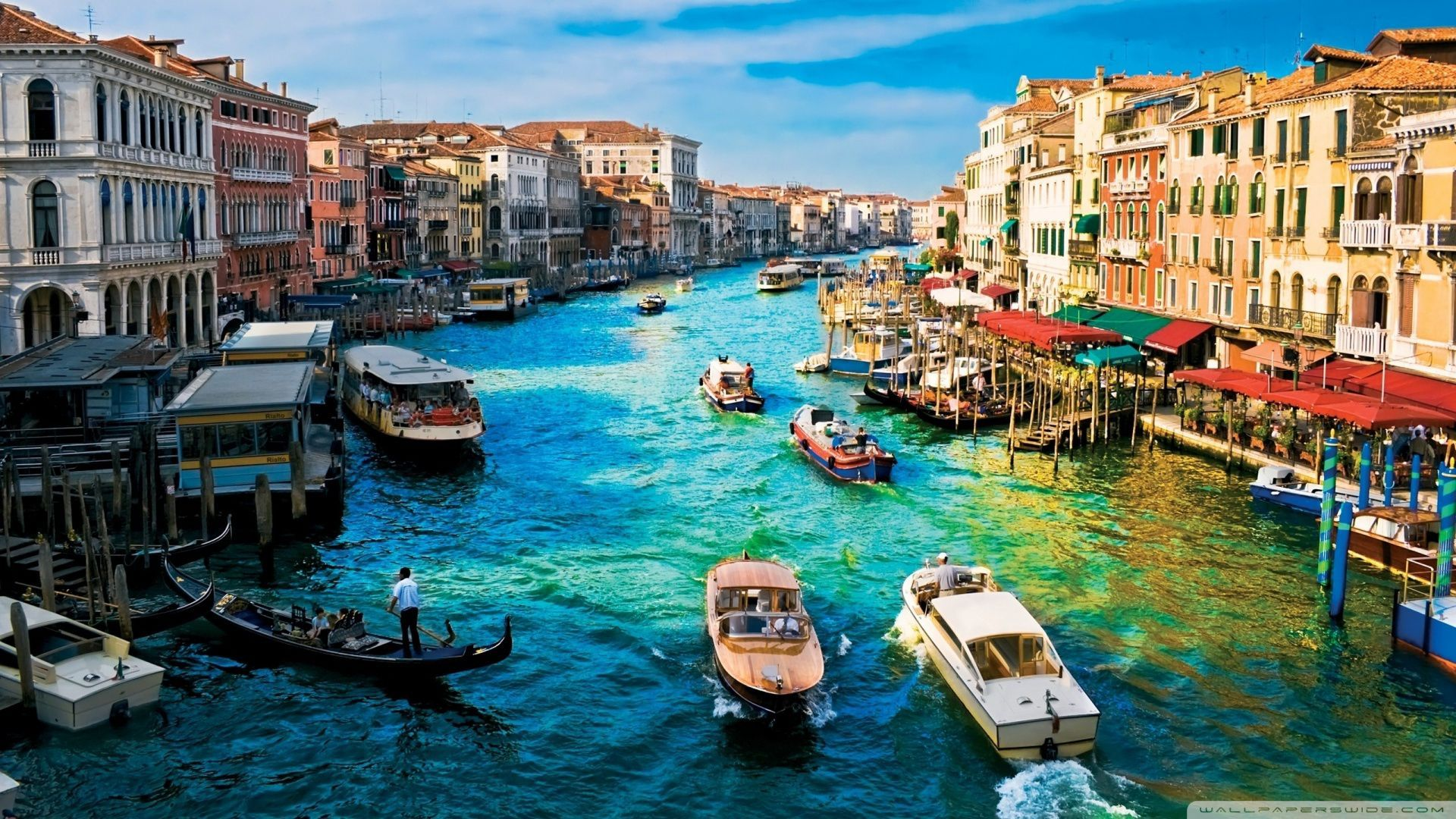 Venice Italy Venice A City On Water Is Rich With History It Was Once A Republic And Is Often Referred To As The Disneyland