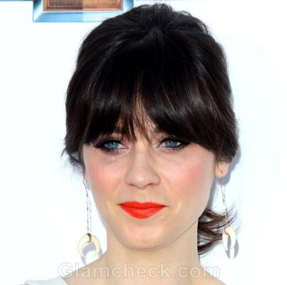 Superb 1000 Images About Bangs On Pinterest Katie Holmes Fringes And Hairstyles For Women Draintrainus