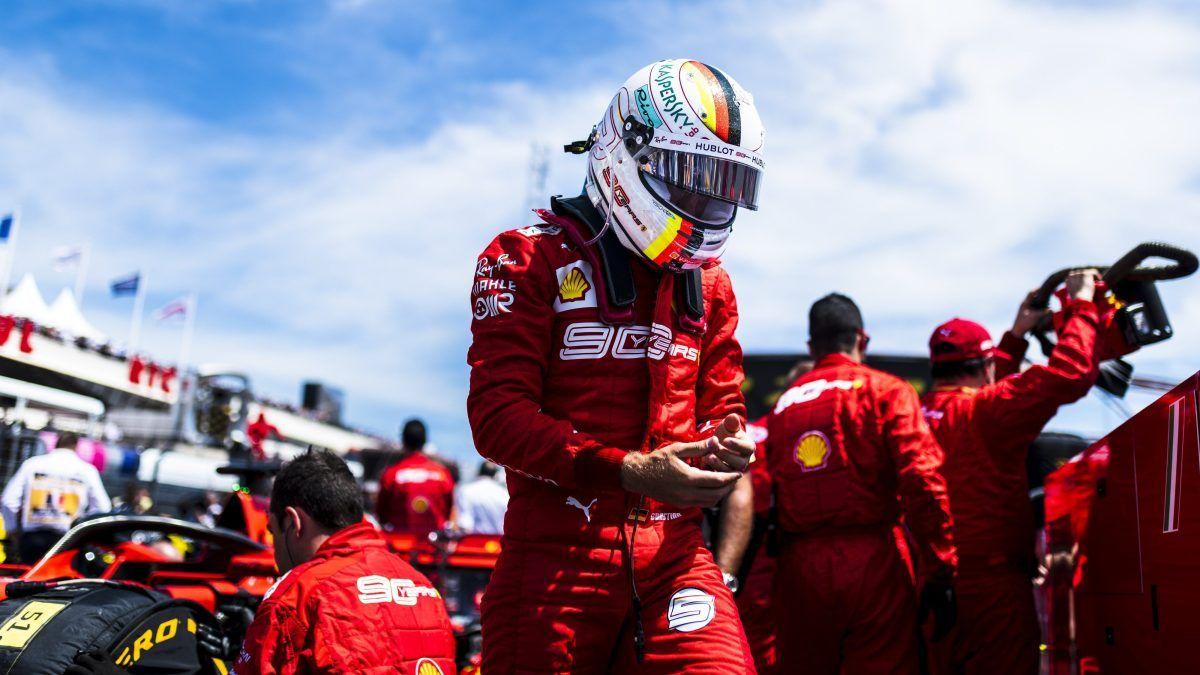 Vettel affirme que Ferrari a « échoué avec les nouvelles