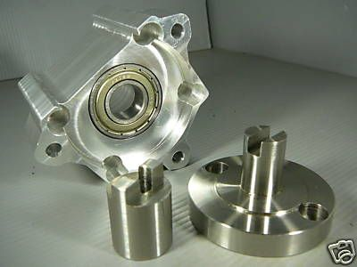 Joint coupler kit zenoah inline twin 52 cc gas engine | zenoah's