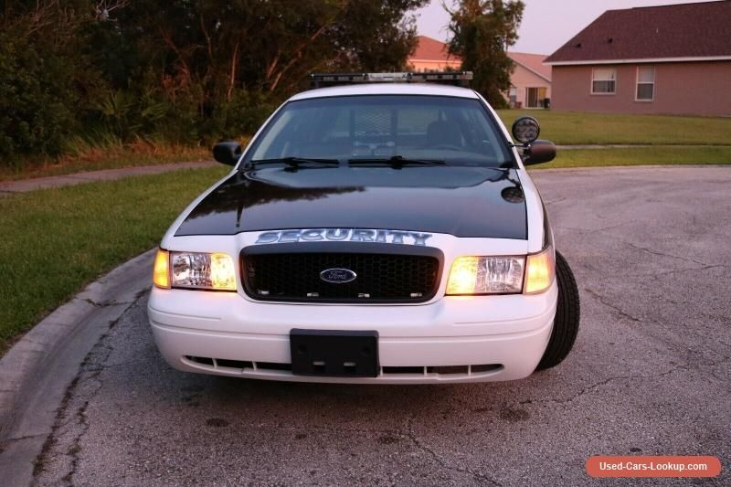 Car For Sale 2004 Ford Crown Victoria