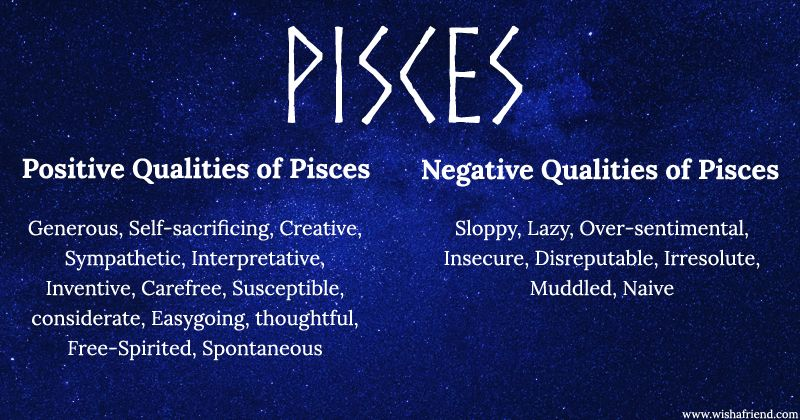 Pin By Tricia Roach On Pisces Zodiac Signs Pisces Pisces Quotes Pisces Traits