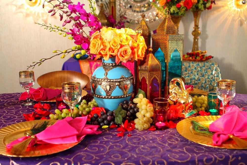 Arabian Nights Moroccan Birthday Party Ideas Arabian Theme Party