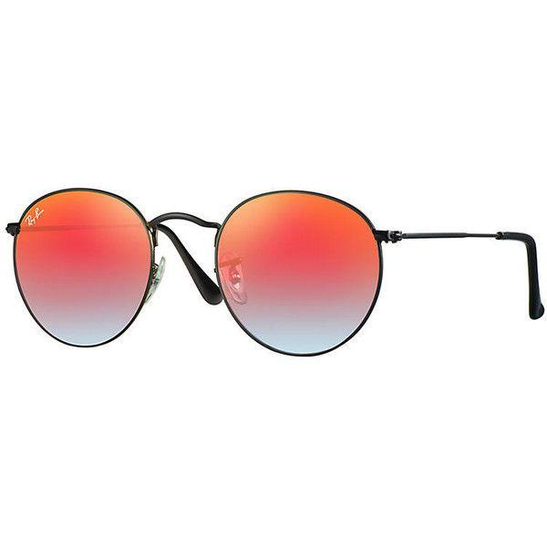 e6828cb2ba20 Ray-Ban Round Black Sunglasses