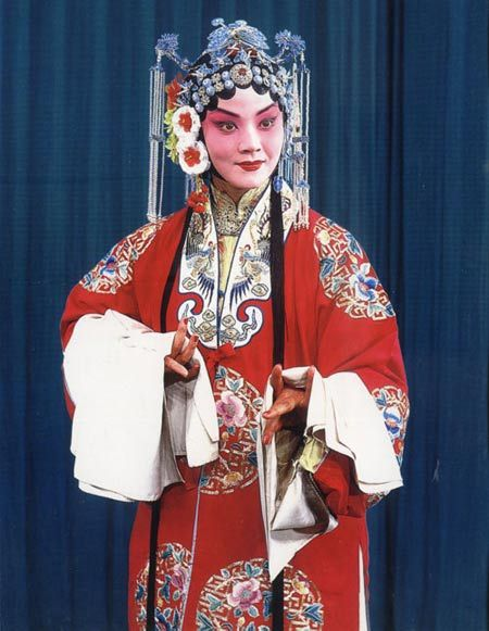 480fa628b Beijing Opera Costumes,China Peking Opera costumes are,by and large,  modeled after garments popular during the Ming dynasty (1368-1644) and, ...
