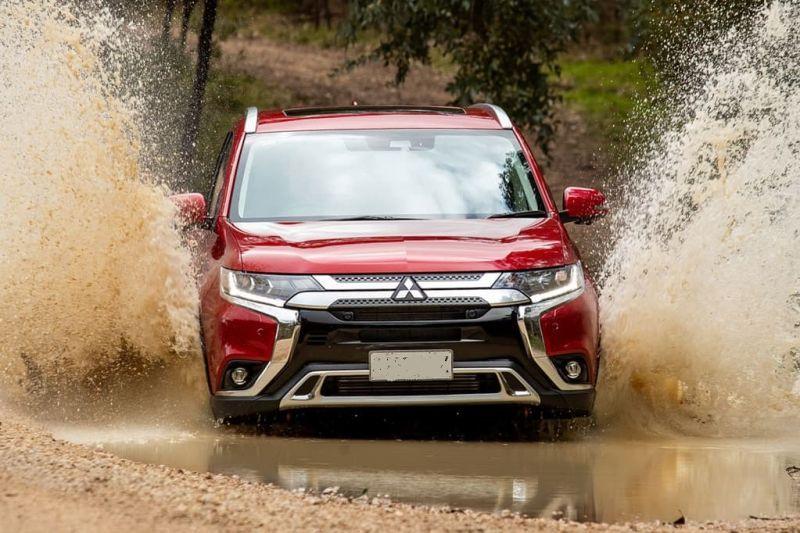 2015 Mitsubishi Outlander Sport Mitsubishi Concept Cars
