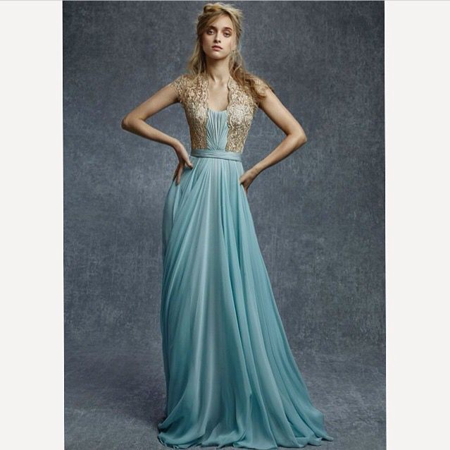 Light blue gown | What to wear | Pinterest | Blue gown and Gowns