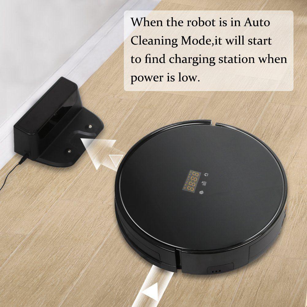 Aslandara Robot Vacuum Cleaner Automatic Self Charge House
