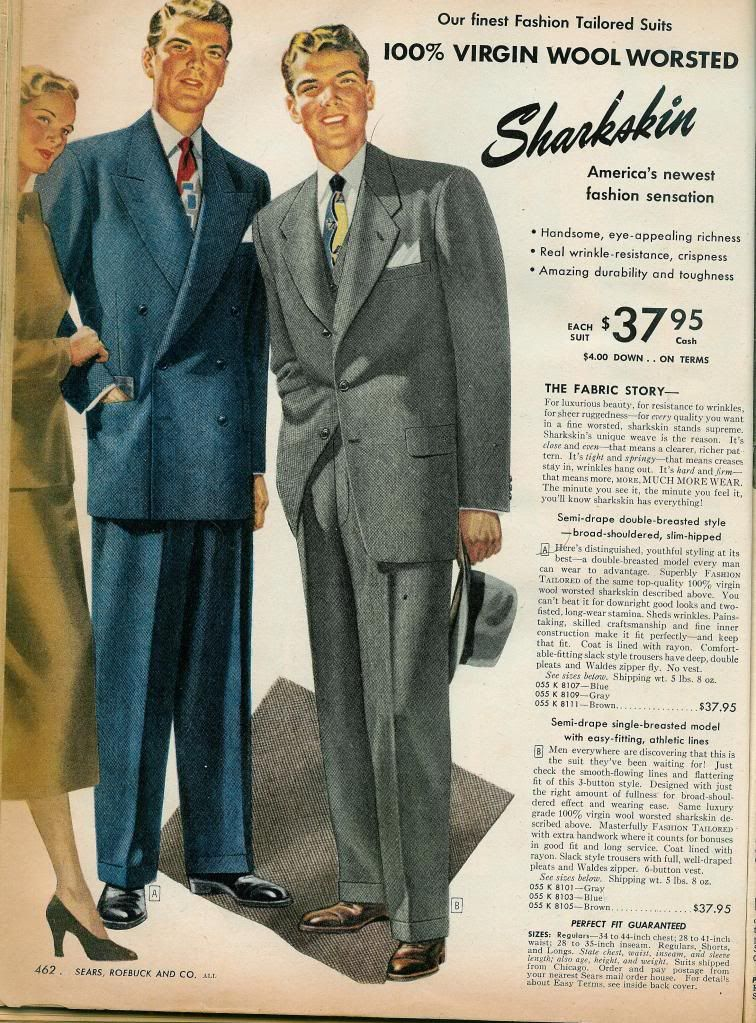 A Bold Look Suit I Feel Is Essential For A Man S Wardrobe It Gives The