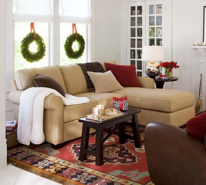 Living Room Sofa Design Ideas From Pottery Barn