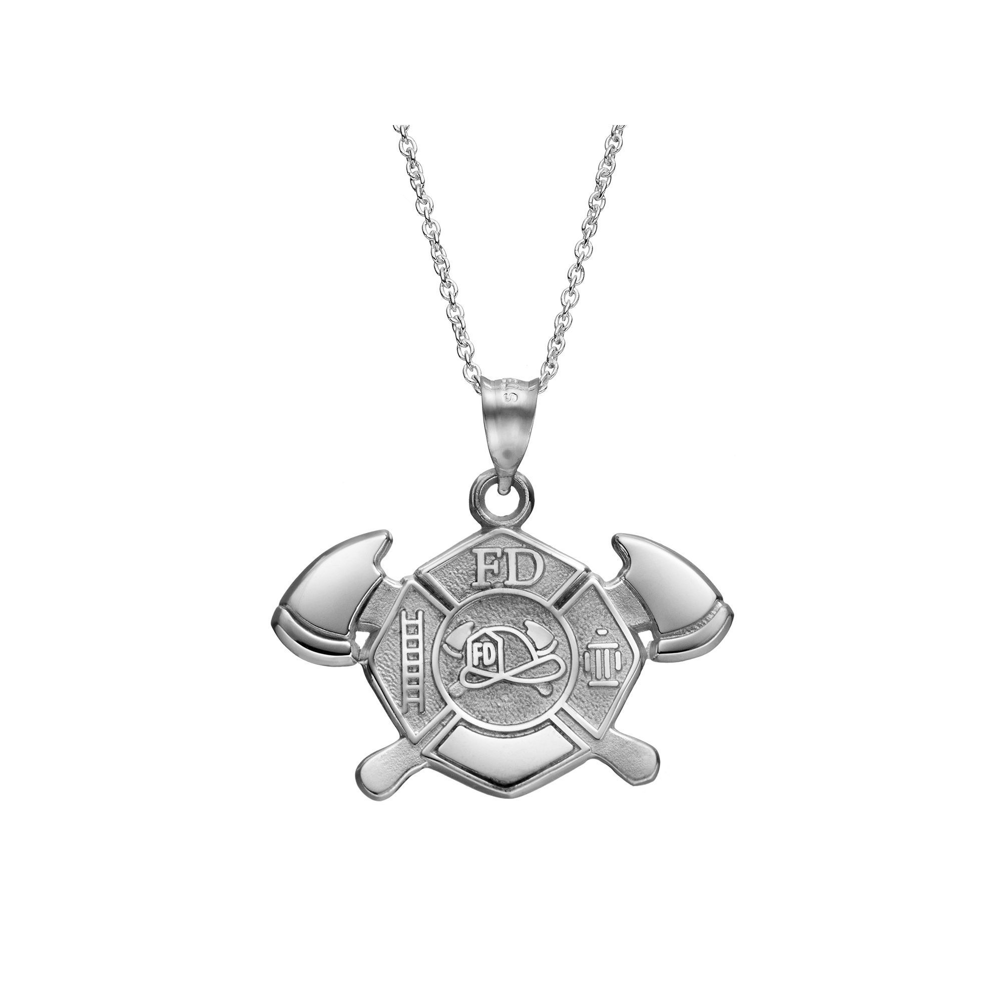Insignia collection sterling silver maltese cross pendant necklace insignia collection sterling silver maltese cross pendant necklace womens size 18 aloadofball Images