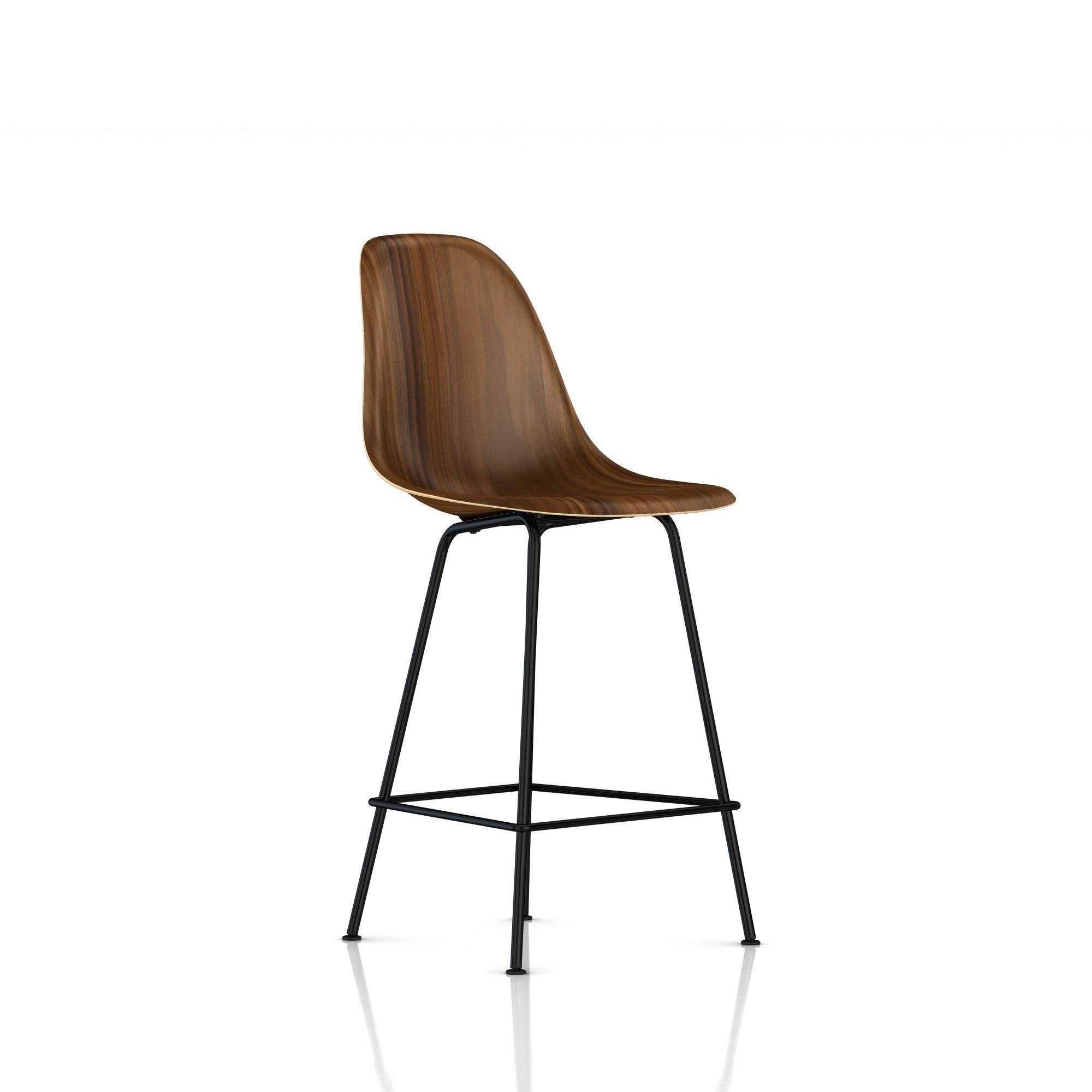 Phenomenal Eames Molded Wood Counter Stool Kitchen Remodel Ideas Machost Co Dining Chair Design Ideas Machostcouk