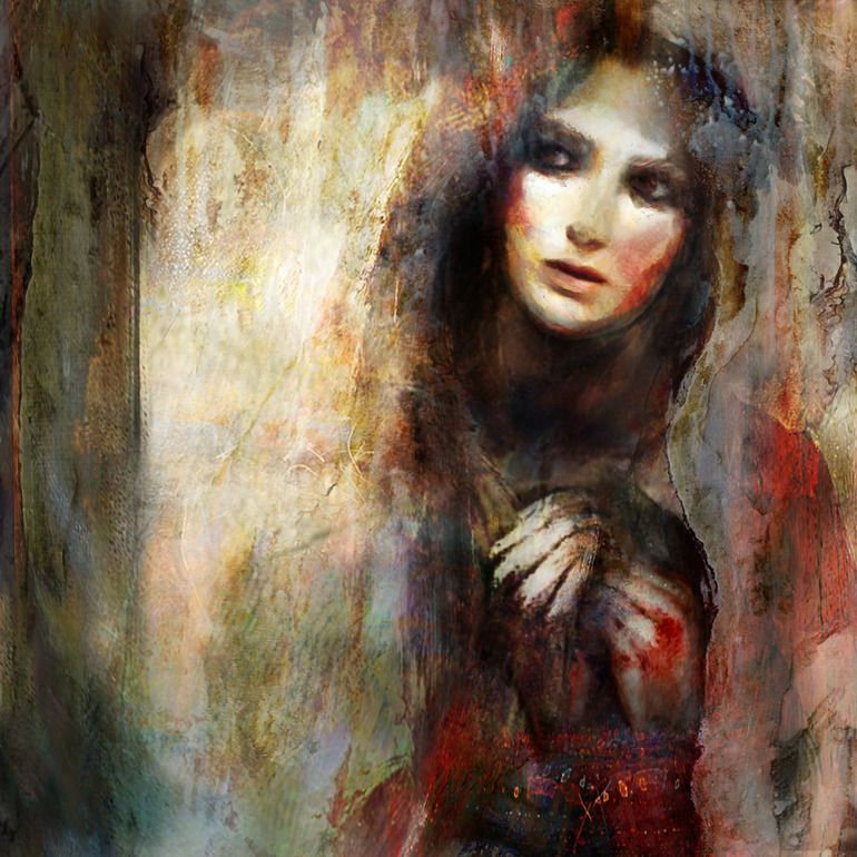 "Saatchi Online Artist: Suhair Sibai; Paint, 2012, Mixed Media ""Exiled!"""