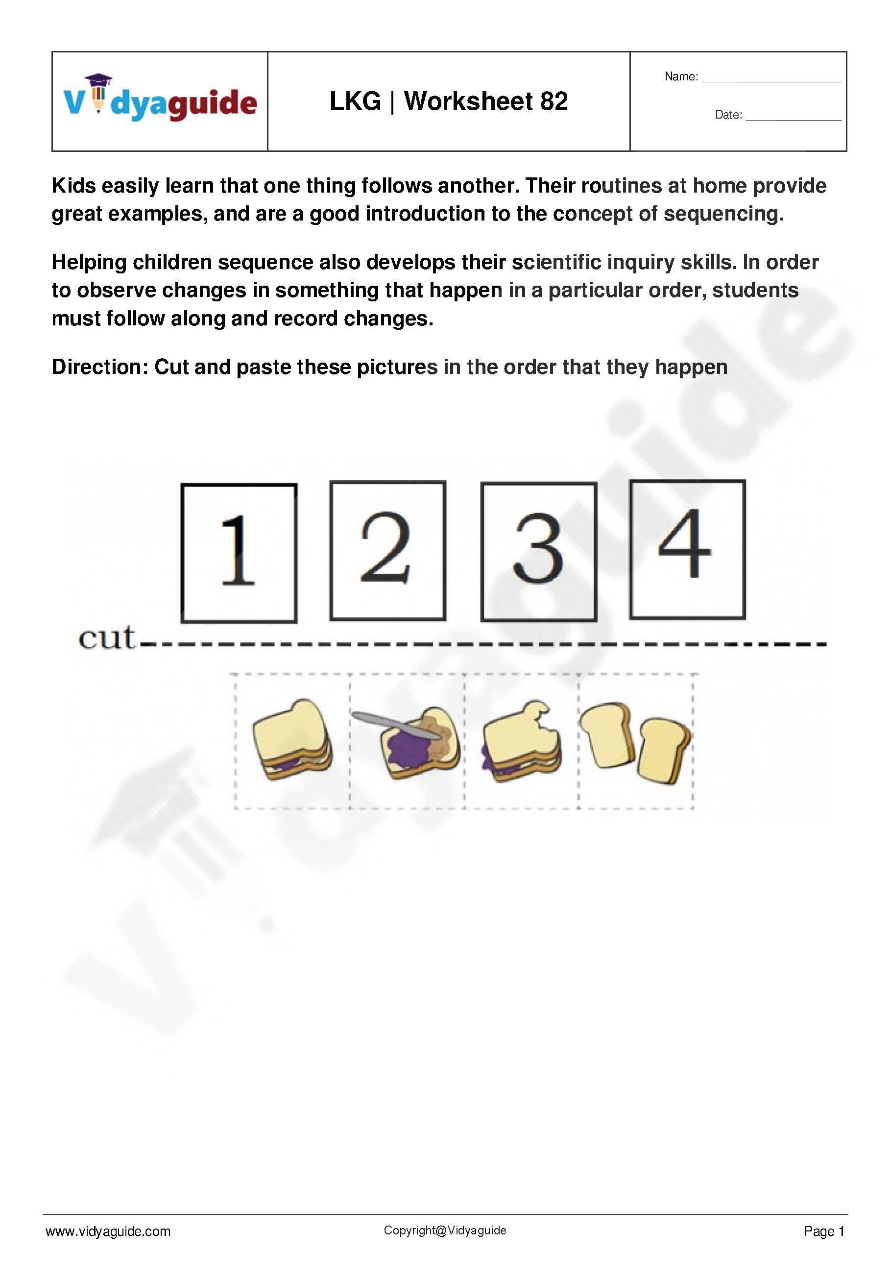 Lkg Worksheets Set 17