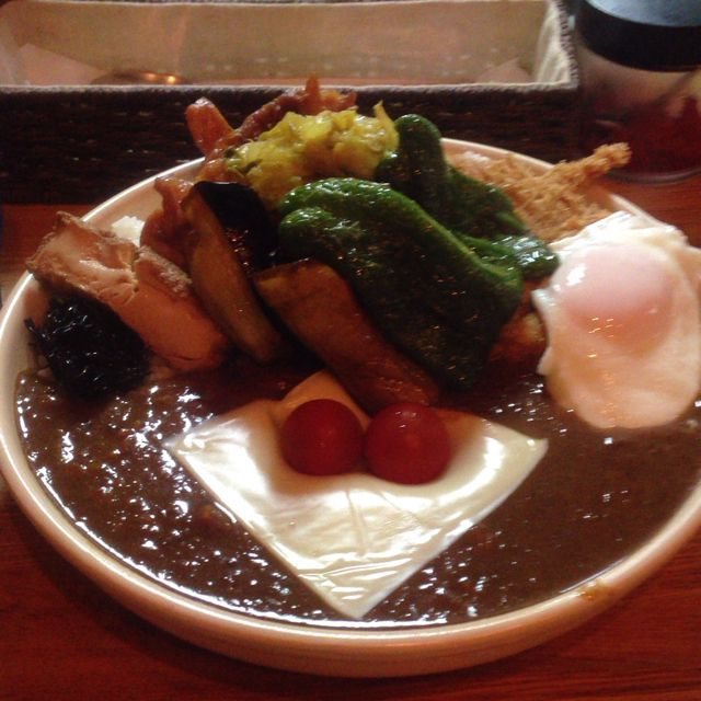 Little Shop 神泉 カレー カレーライス 料理