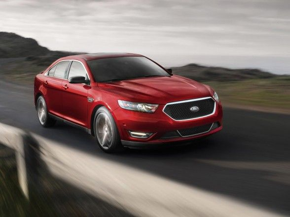 2015 Ford Taurus Sho Front Side Ford Taurus Sho Enthusiast