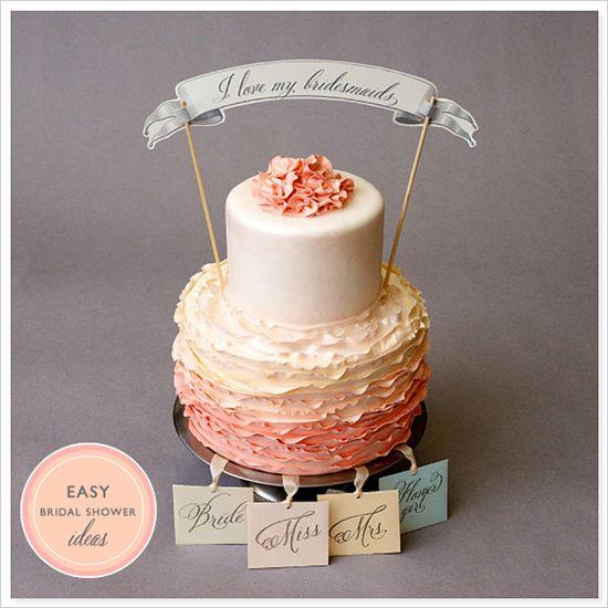 Easy bridal shower ideas bridal showers bridal showers and silver bridal shower ideas altavistaventures Gallery