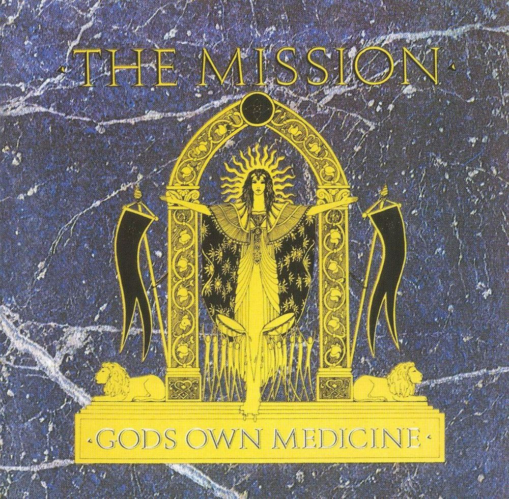 God's Own Medicine [LP] - VINYL