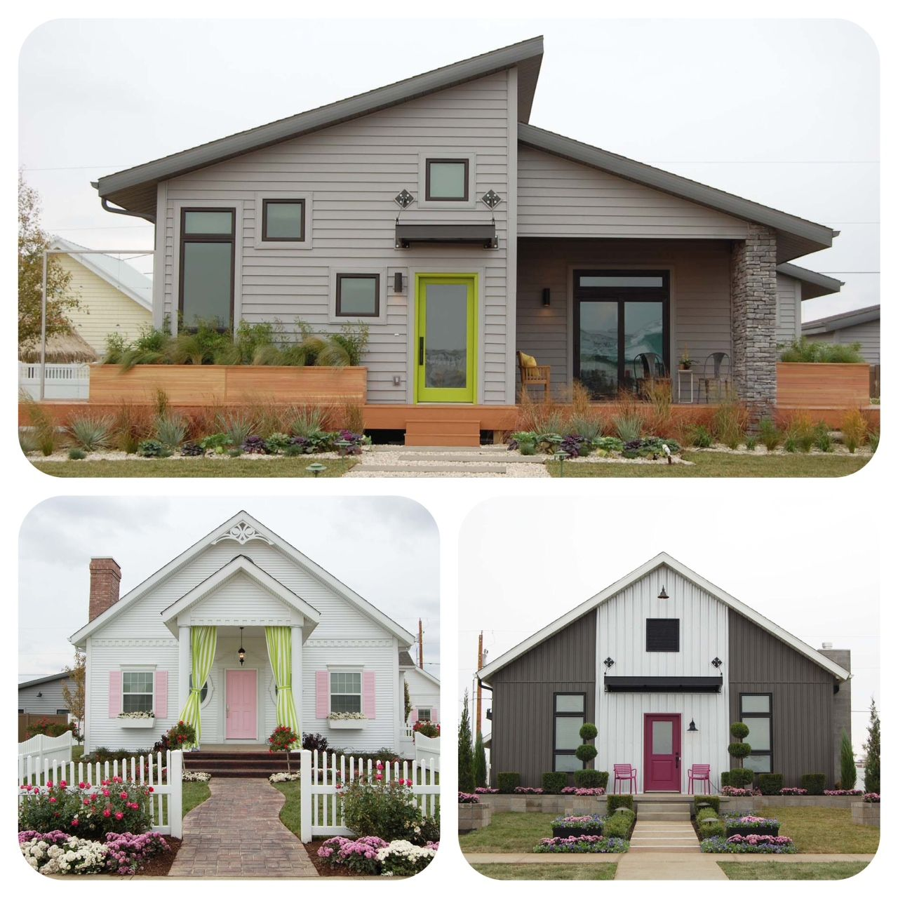 Joplin Missouri Extreme Makeover Home Edition 7 Houses 7