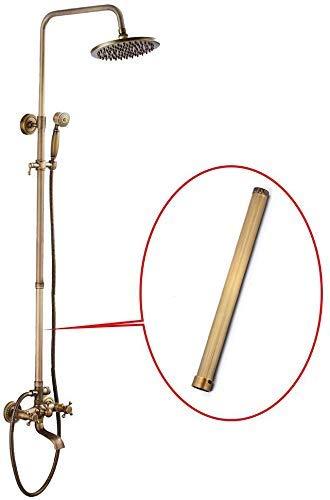 orleimi antique brass tub shower