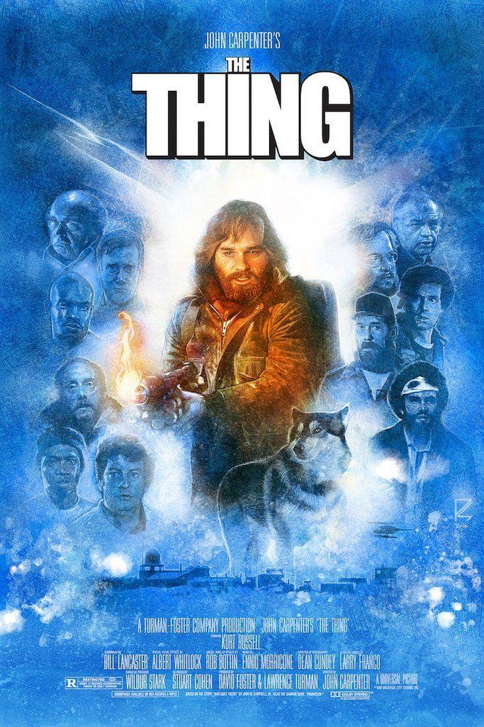 john carpenter the thing 1982