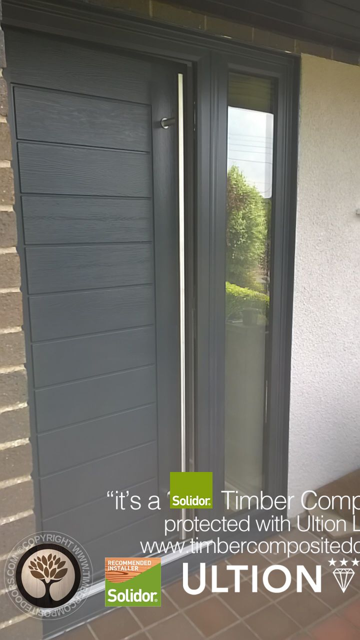 Hey what do you think of this new Solidor Composite Door installed by Timber Composite Doors? Solidor Composite Doors from Timber Composite Door\u2026 : think doors - pezcame.com