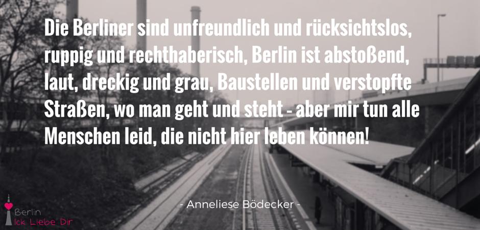 Zitat Berlin