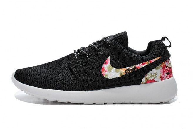 Womens Nike Roshe Run Floral :