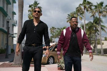 When #WillSmith and #MartinLawrence talk about their #BadBoys on-screen chemistry, they say it boils down to one word: balance.   #BadBoysForLife #Movies #Movienews #entertainment #entertainmentnews #celebrities #celebrity #celebritynews #celebrityinterviews