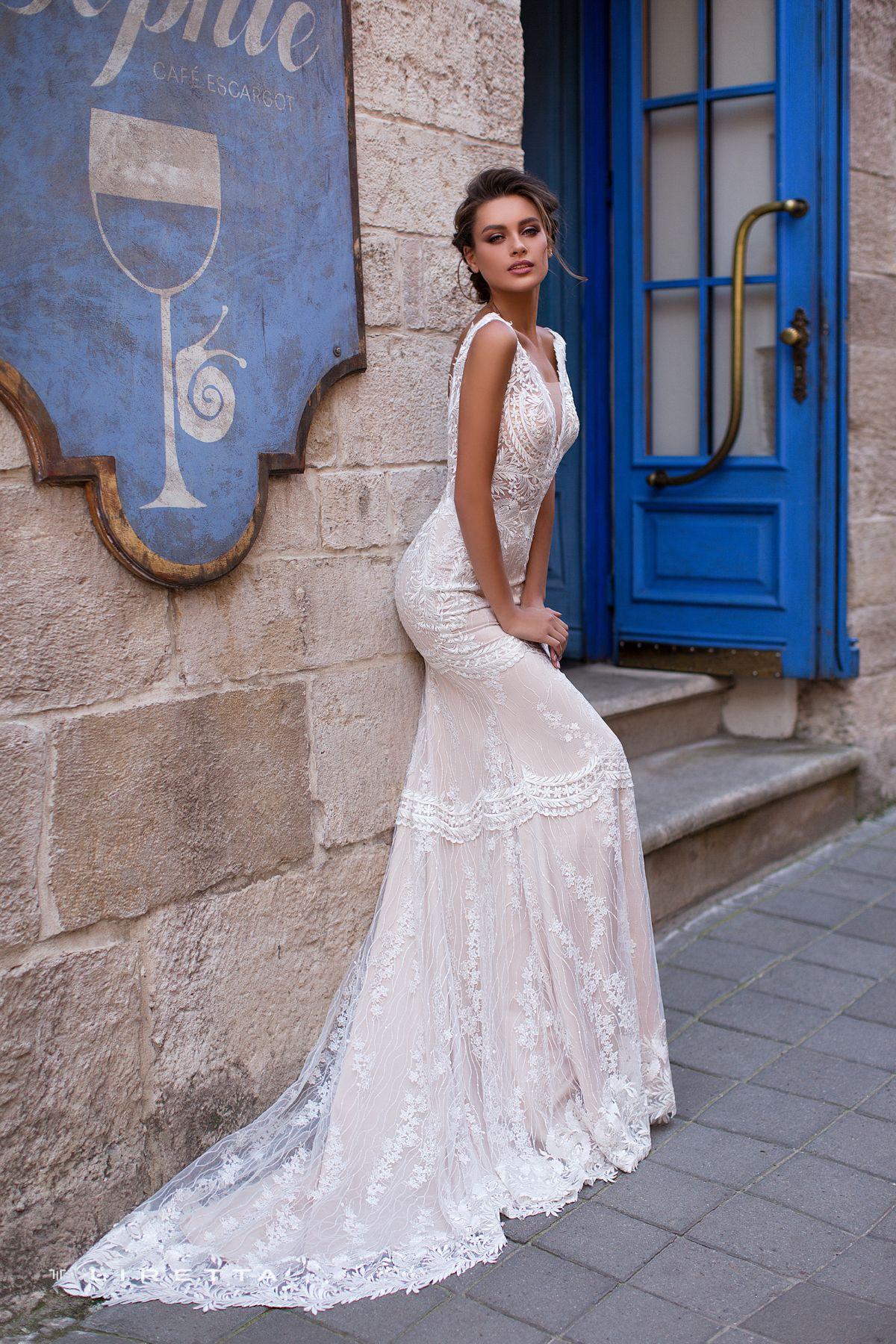 46e9c58e0d3 Liretta Wedding Dress - Bourbon White dress Свадебное платье ...