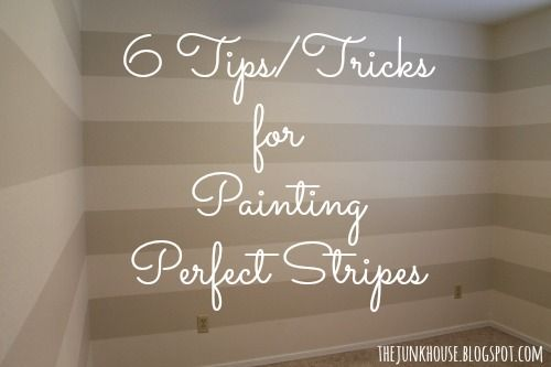 Image Result For How To Paint Straight Lines On Wall