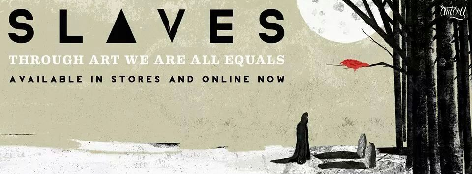 "Slaves (Jonny Craig's New Band) ""Through Art We Are All"