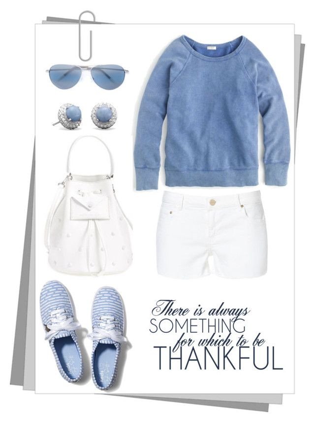"""Untitled #758"" by gallant81 ❤ liked on Polyvore featuring Zara, J.Crew, Keds, Oliver Peoples, BillyTheTree, women's clothing, women, female, woman and misses"