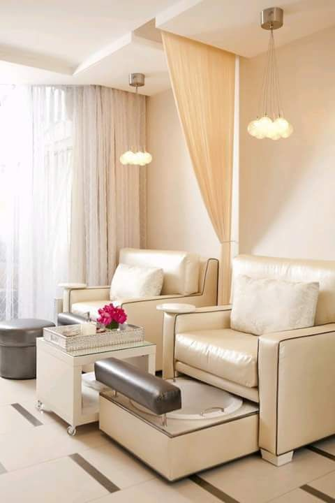 Ideas para decorar salones de belleza salon pinterest - Decorar un mueble de salon ...
