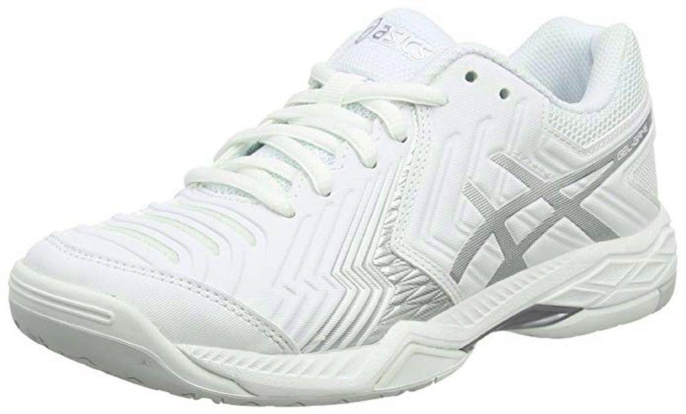 ASICS Schuh 'Gel-Game 6' Damen, Weiß, Größe 42.5/43 | Asics ...