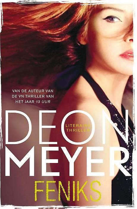 Deon Meyer, Jacqueline Caenberghs