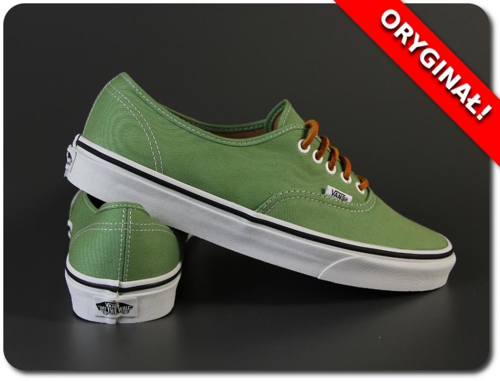 Trampki Vans Authentic Shlgrn R 44 5 4203418108 Oficjalne Archiwum Allegro Vans Authentic Vans Vans Sneaker