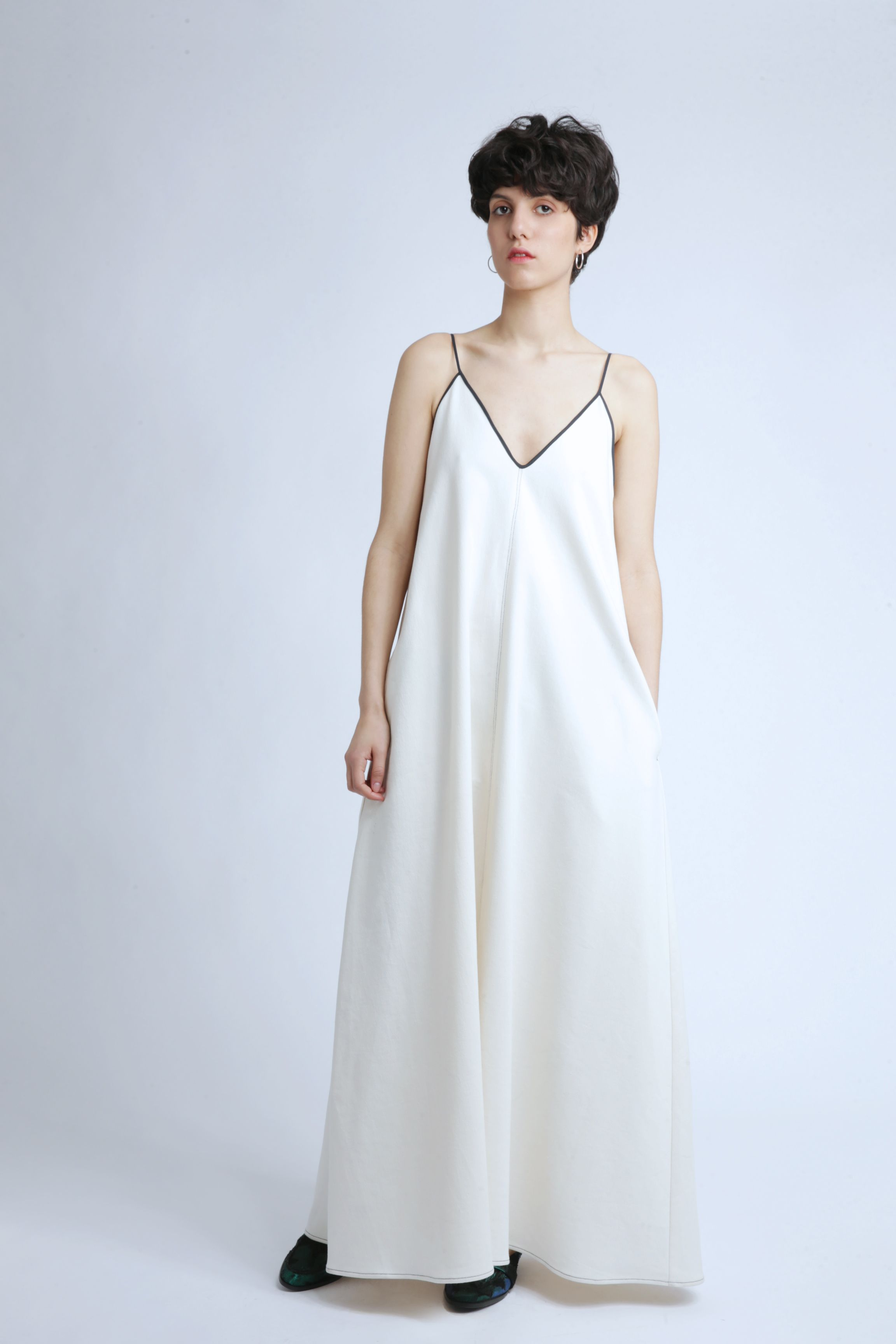 Romy white long dress ss pinterest wardrobes and woman