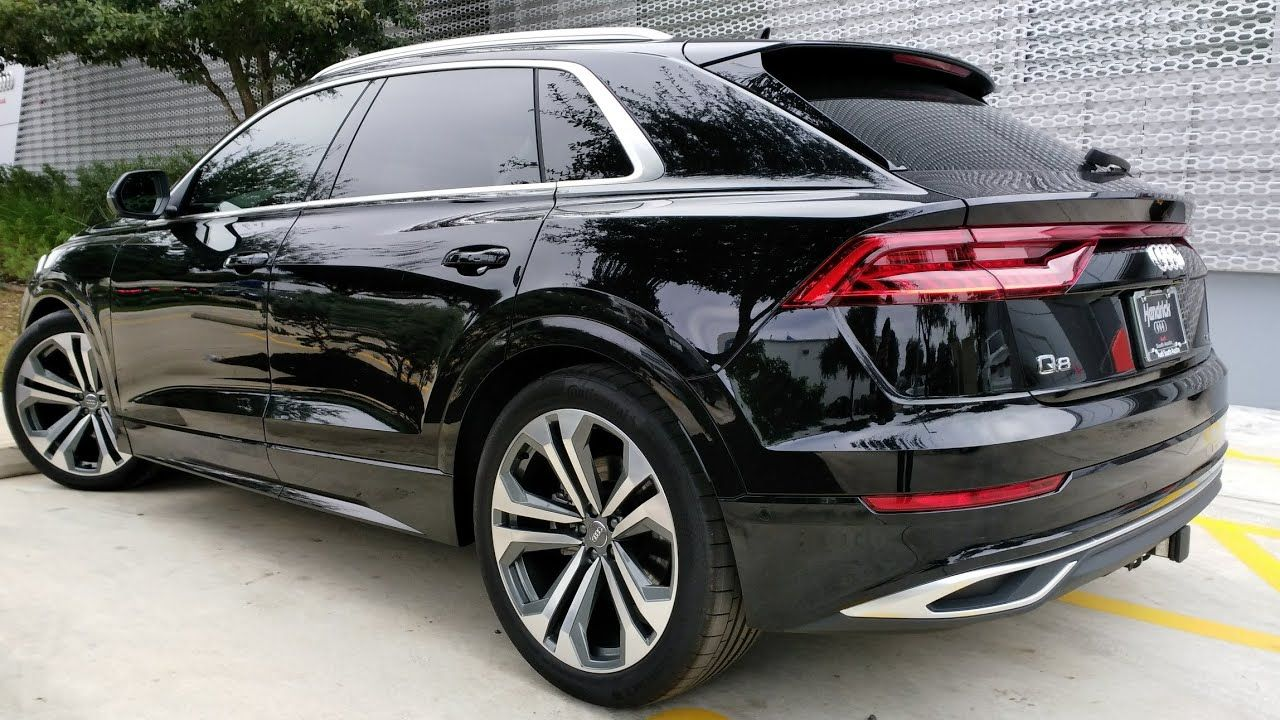 The New 2019 Audi Q8 A Symbol Of Luxury And Capability Audi Super Cars High End Cars