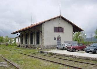 Estacion Abandonada De Hervas Foto Grupo Tren Zamora Tren